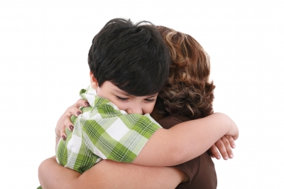 A Hug can Prevent the Flu!