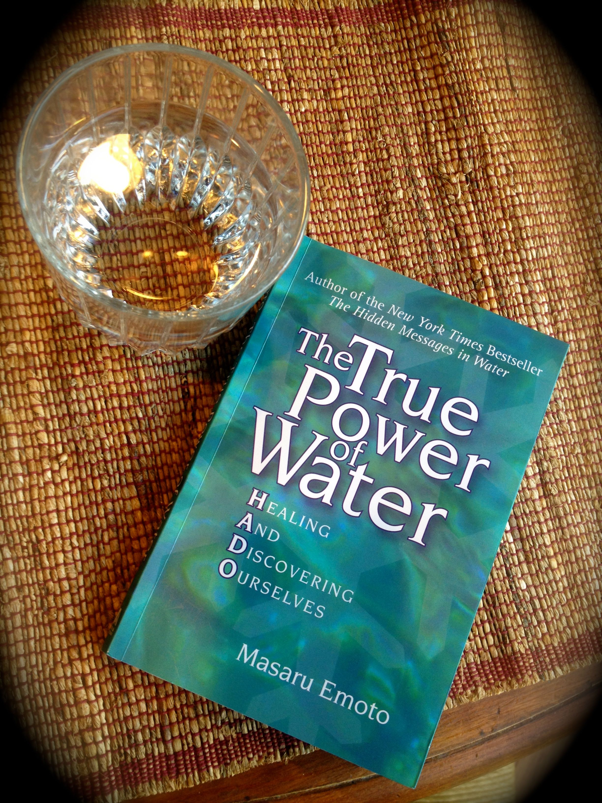 Book Review: The True Power of Water
