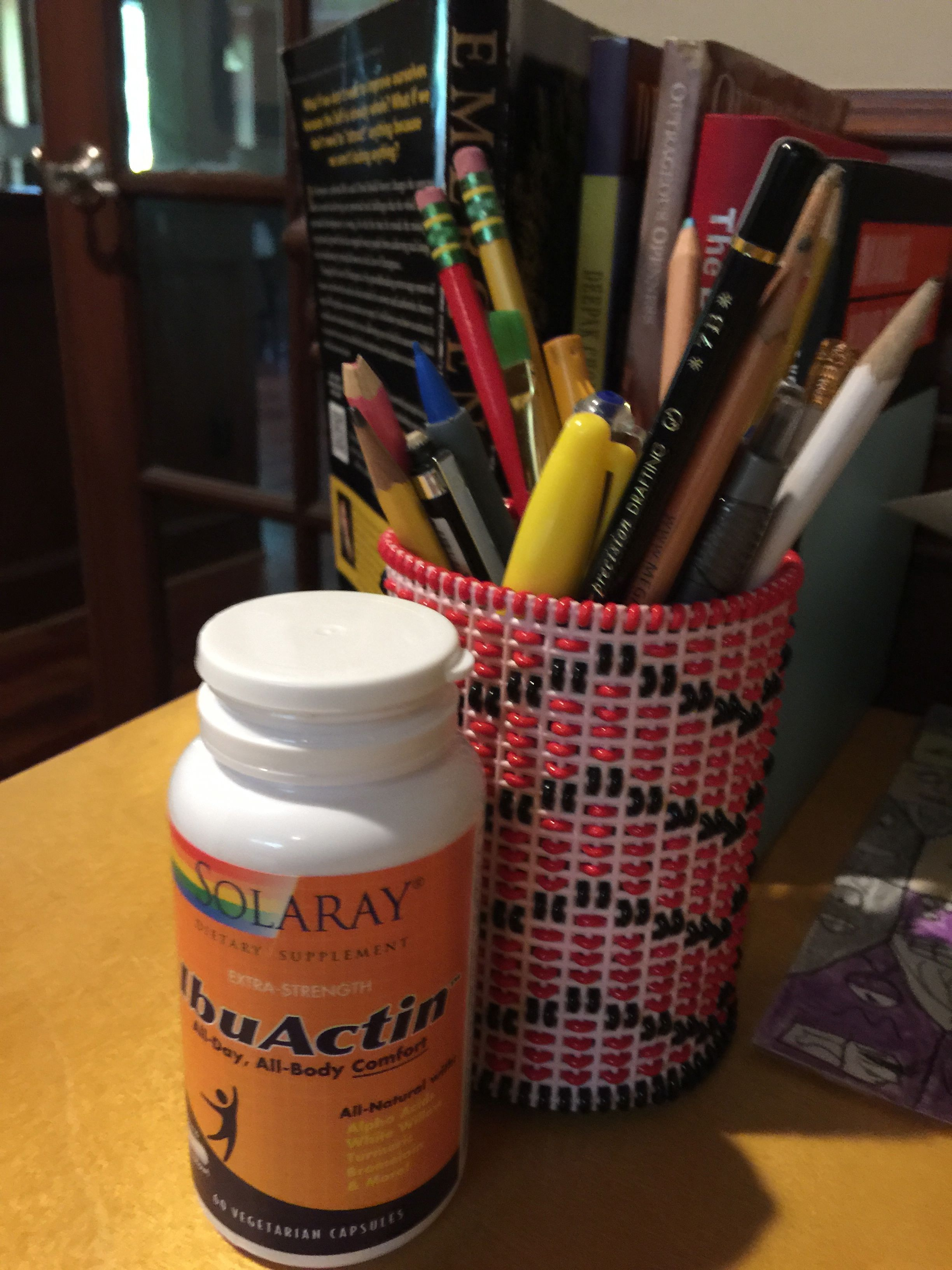 Review of Solaray IbuActin, an All Natural Inflammation and Pain Reliever